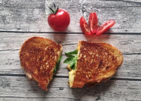 Grilled Cheese Sandwich - original